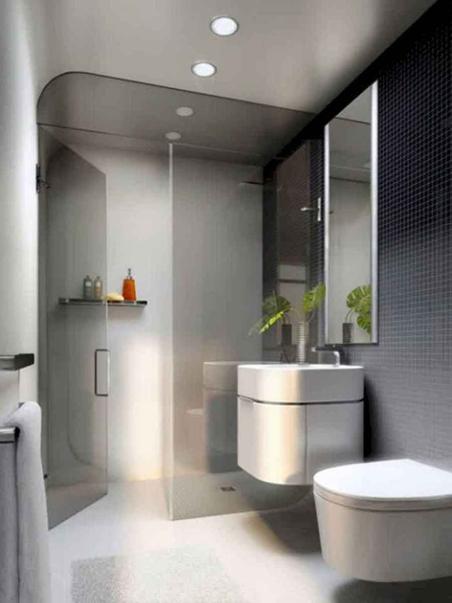 50 small guest bathroom ideas decorations and remodel (41)
