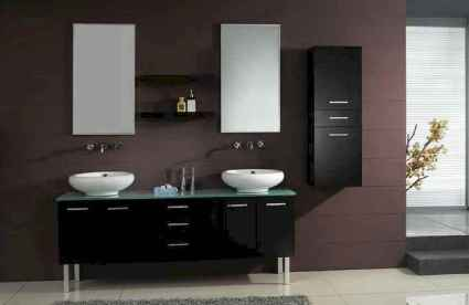 70 modern bathroom cabinets ideas decorations and remodel (1)