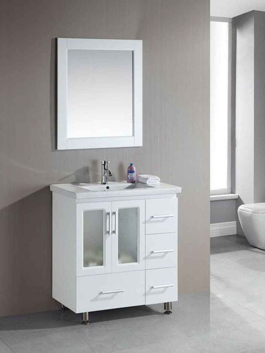 70 modern bathroom cabinets ideas decorations and remodel (10)