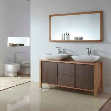 70 modern bathroom cabinets ideas decorations and remodel (18)