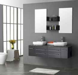 70 modern bathroom cabinets ideas decorations and remodel (45)