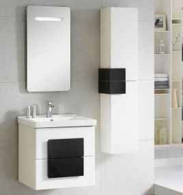 70 modern bathroom cabinets ideas decorations and remodel (49)