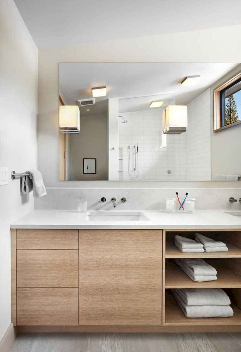 70 modern bathroom cabinets ideas decorations and remodel (8 ...