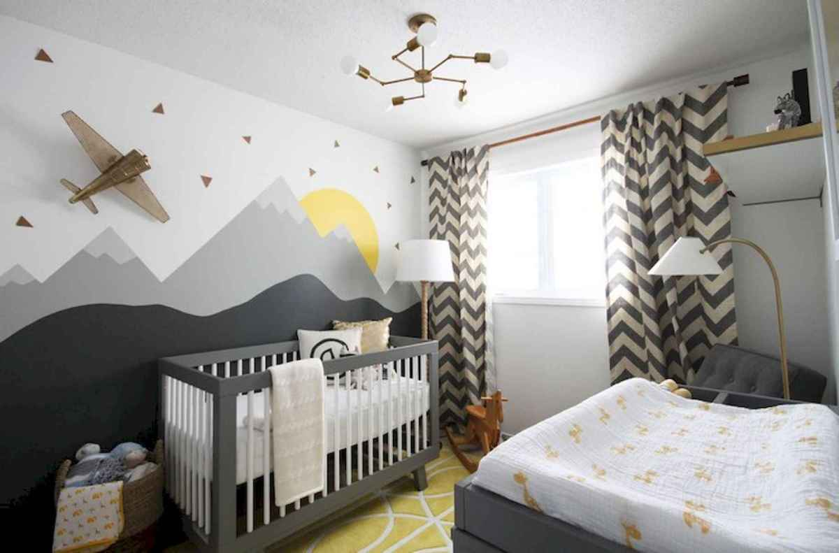 80 stunning neutral nursery design ideas and remodel (70)