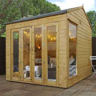 90 beautiful summer house design ideas and makeover make your summer awesome (21)