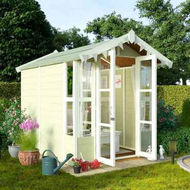 90 beautiful summer house design ideas and makeover make your summer awesome (40)