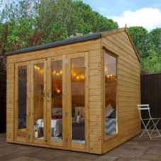 90 beautiful summer house design ideas and makeover make your summer awesome (44)