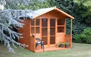 90 beautiful summer house design ideas and makeover make your summer awesome (68)