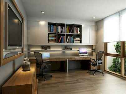 90 stunning home office design ideas and remodel make your work comfortable (11)