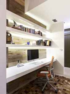 90 stunning home office design ideas and remodel make your work comfortable (12)