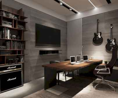 90 stunning home office design ideas and remodel make your work comfortable (20)