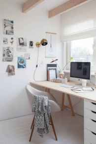 90 stunning home office design ideas and remodel make your work comfortable (5)