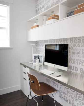 90 stunning home office design ideas and remodel make your work comfortable (66)