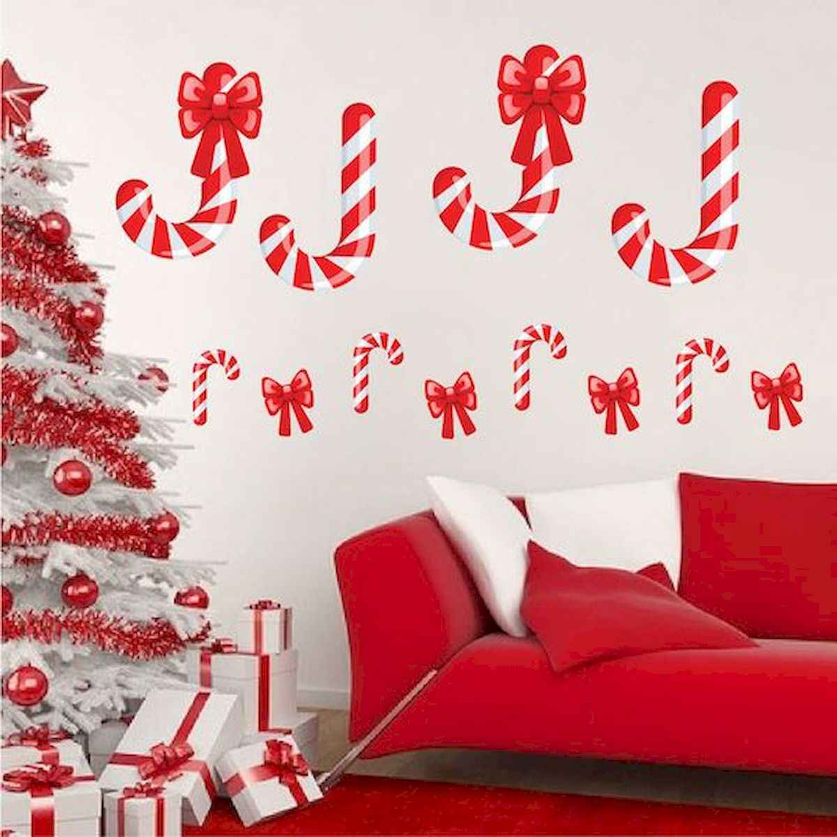 35 awesome apartment christmas decorations ideas (7)