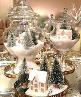 35 beautiful christmas decorations table centerpiece (5)
