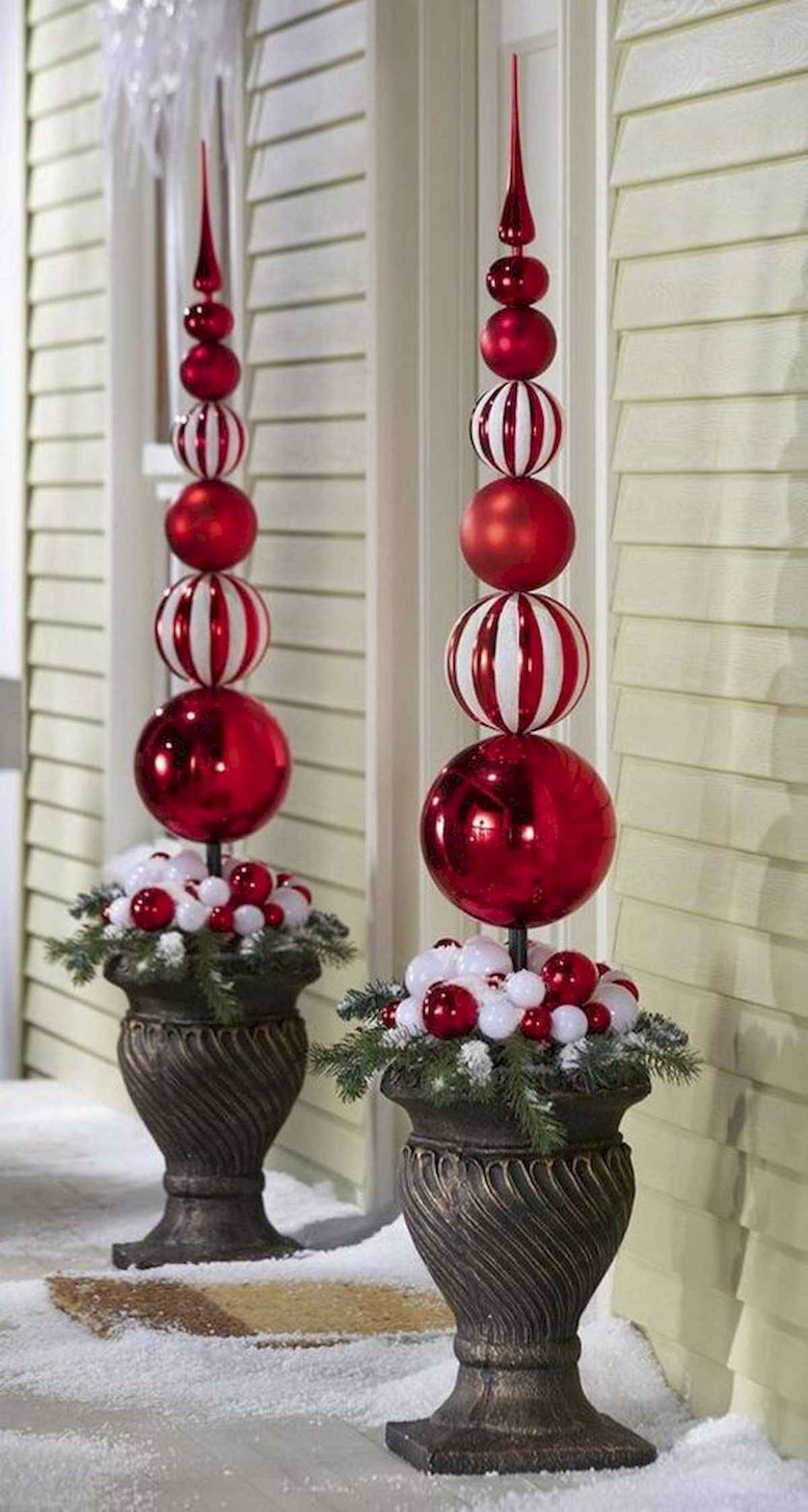 40 amazing outdoor christmas decorations ideas (15)