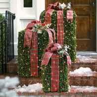 40 amazing outdoor christmas decorations ideas (25)