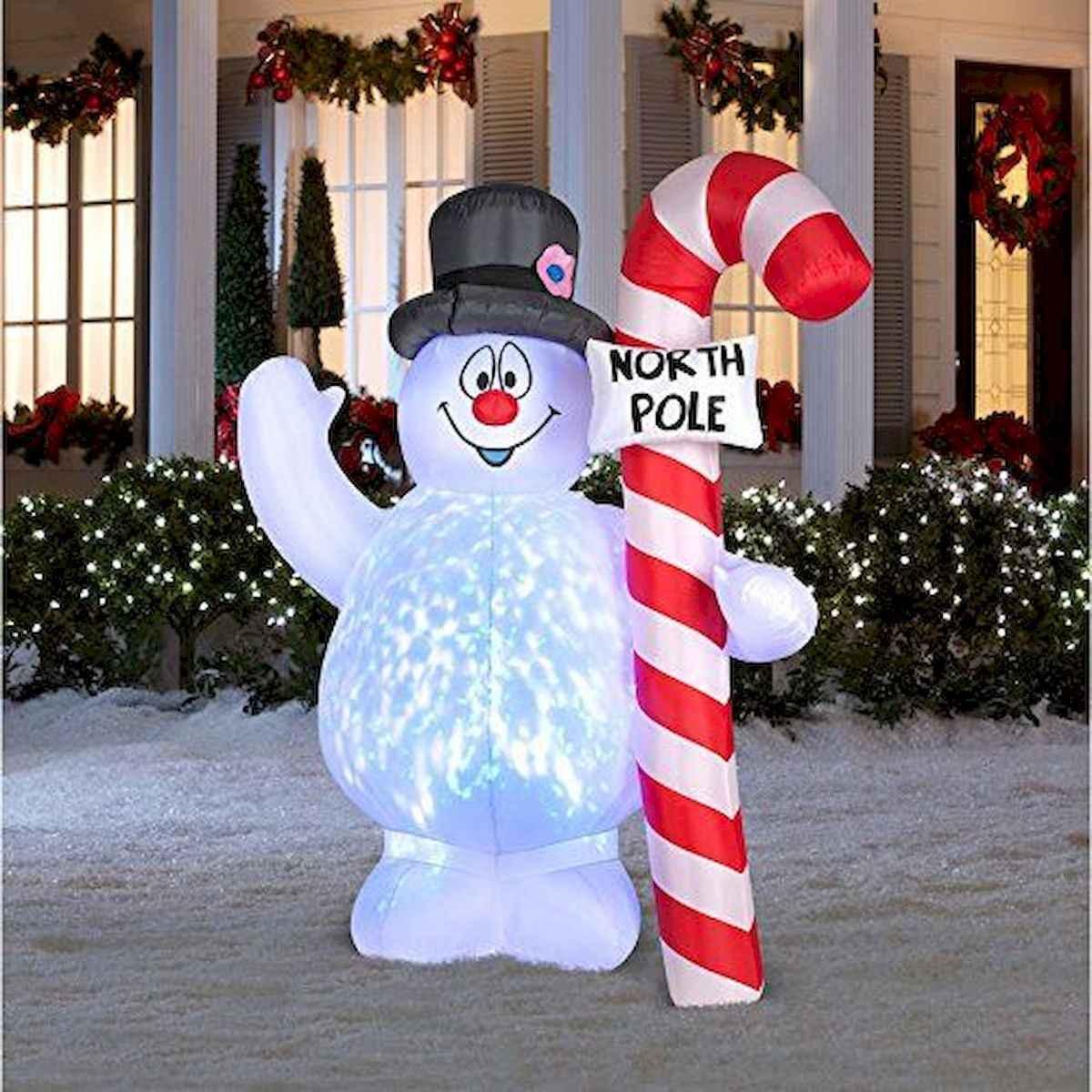 40 amazing outdoor christmas decorations ideas (7)