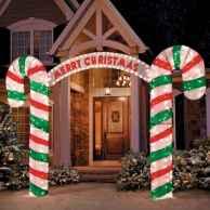 40 amazing outdoor christmas decorations ideas (9)