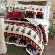 40 awesome bedroom christmas decorations ideas (21)