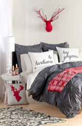 40 awesome bedroom christmas decorations ideas (27)