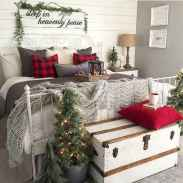 40 awesome bedroom christmas decorations ideas (30)
