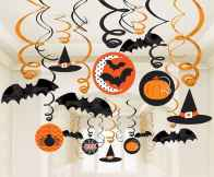 40 easy homemade halloween decor ideas (12)