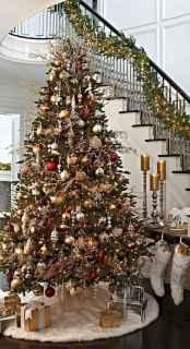 40 elegant christmas tree decorations ideas (21)