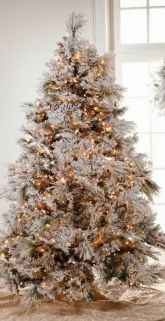 40 elegant christmas tree decorations ideas (23)