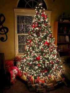 40 elegant christmas tree decorations ideas (7)