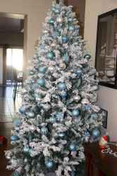 40 elegant christmas tree decorations ideas (8)