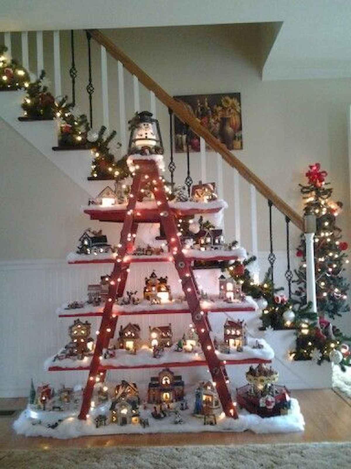 40 unique christmas tree ideas decorations (14)