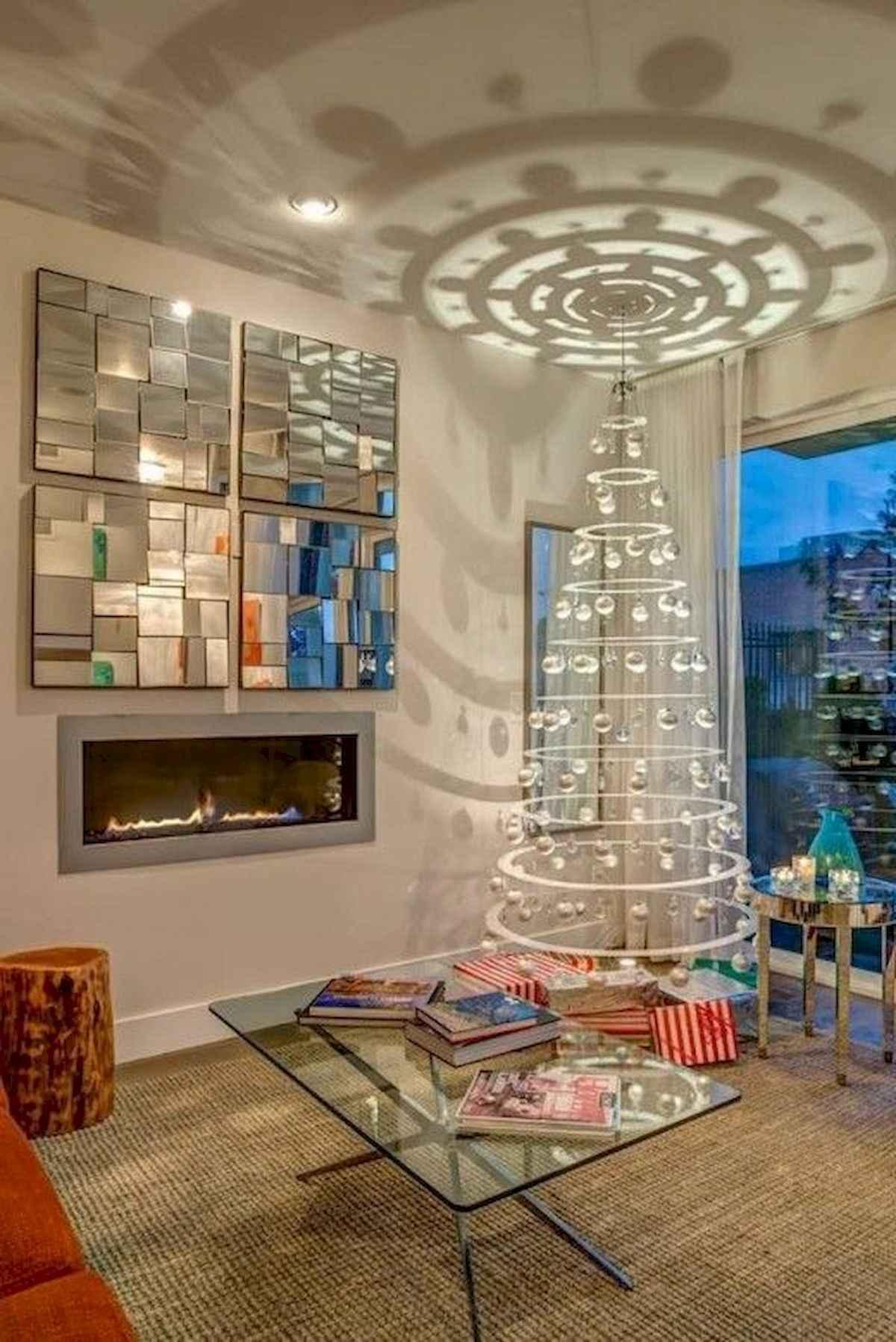 40 unique christmas tree ideas decorations (2)