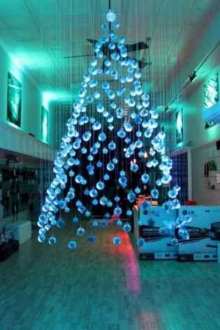 40 unique christmas tree ideas decorations (25)