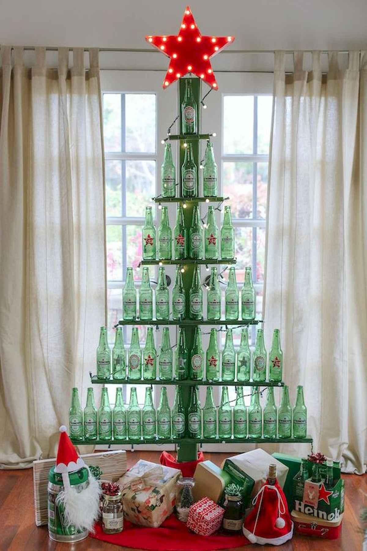 40 unique christmas tree ideas decorations (37)