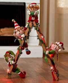 40 unique christmas tree ideas decorations (7)