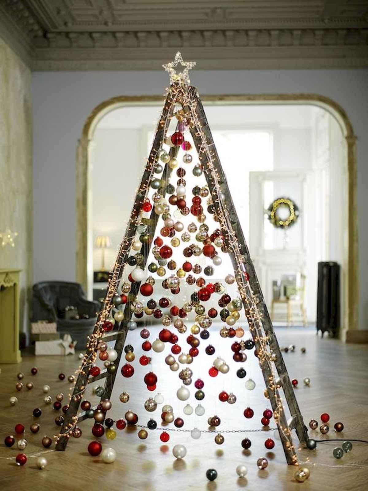 40 unique christmas tree ideas decorations (9)
