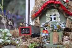45 beautiful christmas fairy garden ideas decorations (24)