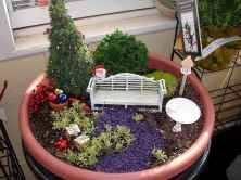 45 beautiful christmas fairy garden ideas decorations (27)