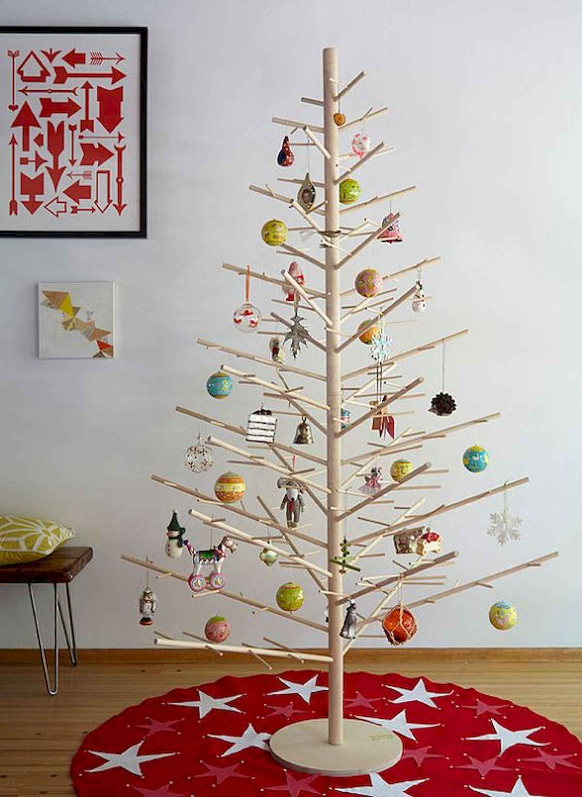 60 awesome christmas tree decorations ideas (17)