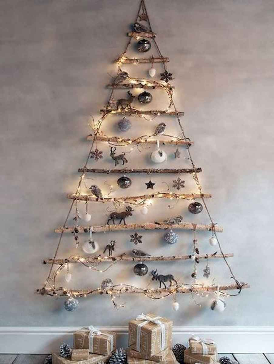 60 awesome wall art christmas ideas decorations (15)
