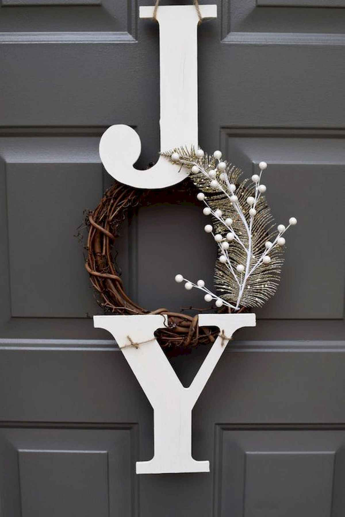 60 awesome wall art christmas ideas decorations (2)