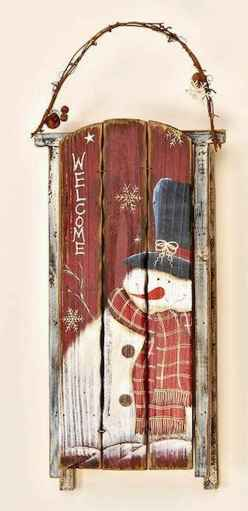 60 awesome wall art christmas ideas decorations (25)