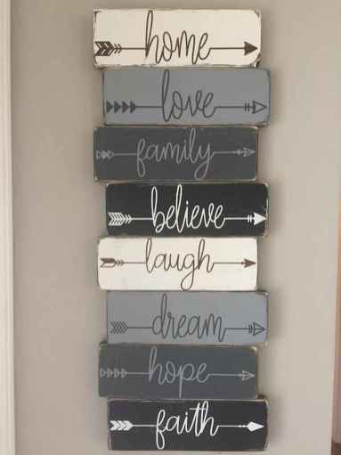 60 awesome wall art christmas ideas decorations (26)