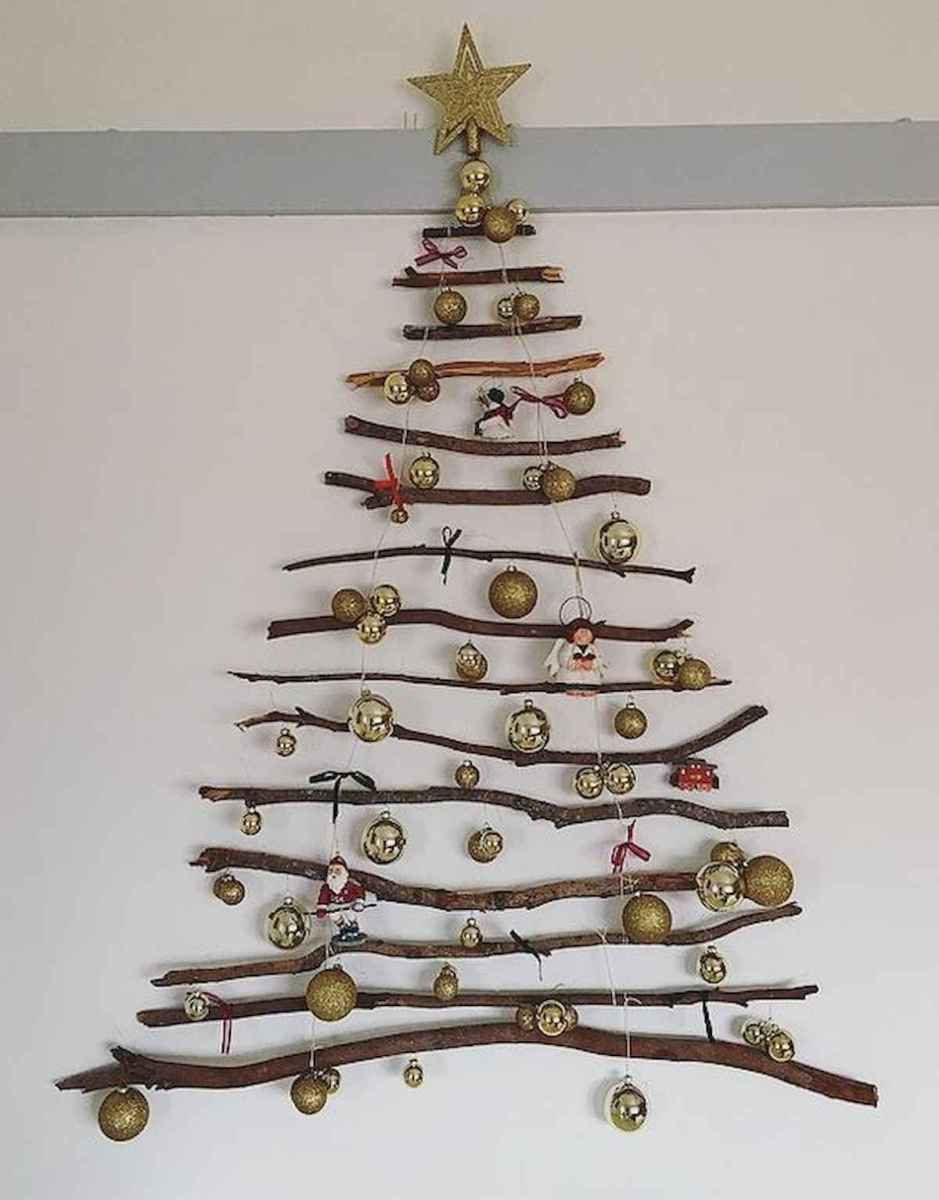 60 awesome wall art christmas ideas decorations (27)