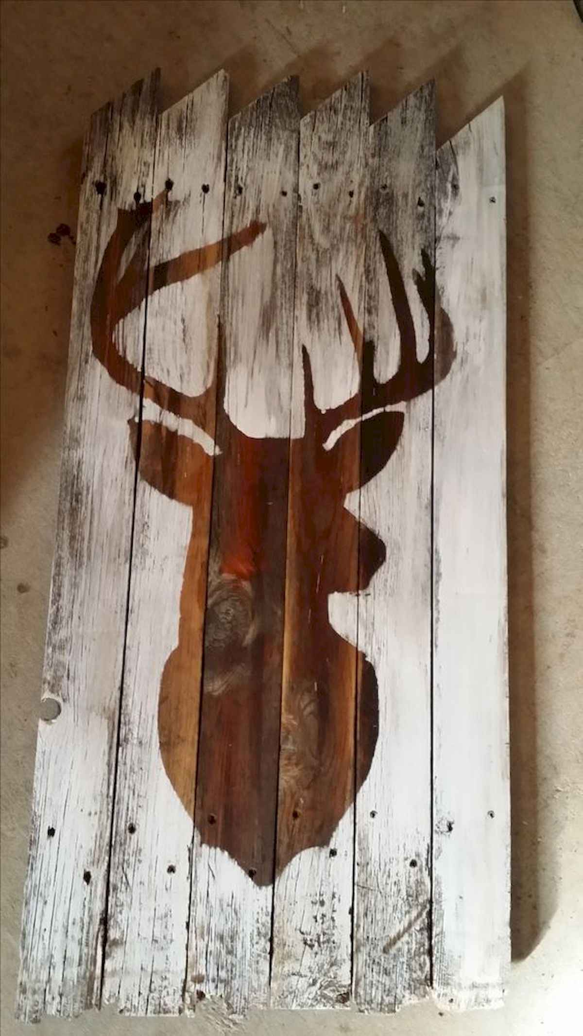 60 awesome wall art christmas ideas decorations (4)