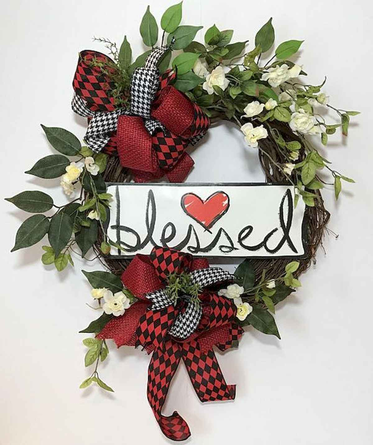 60 awesome wall art christmas ideas decorations (40)