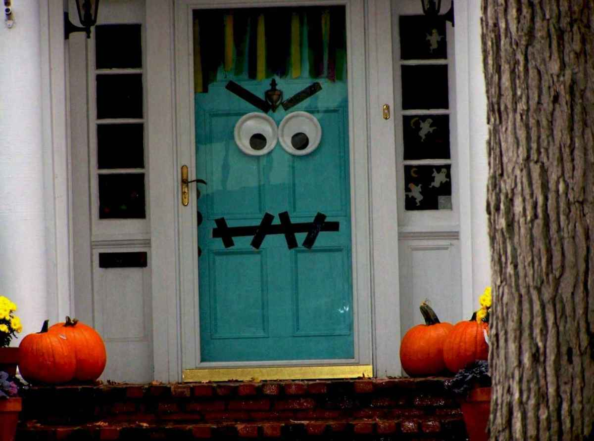 75 awesome helloween home decor ideas (48)