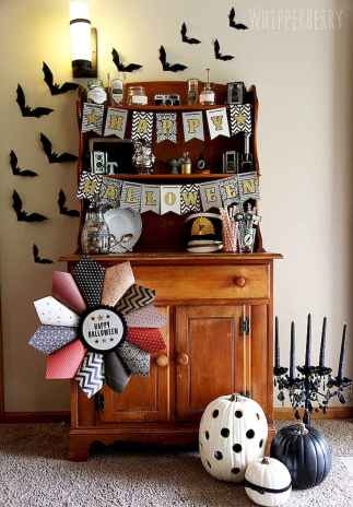 75 awesome helloween home decor ideas (50)