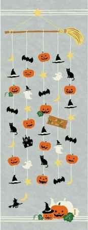 25 easy crafts diy halloween ideas for kids (11)